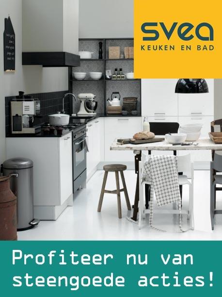 Gratis Svea magazine aanvragen | Svea Keuken en Bad